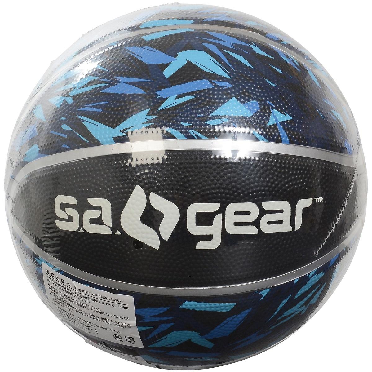 エスエーギア 最安値に挑戦 スポーツ フィットネス 本日限定 バスケットボール ボール 7号ボール SA-Y19-003-047 ブルー s.a.gear 7ゴウ カラーバスケットボールBLU