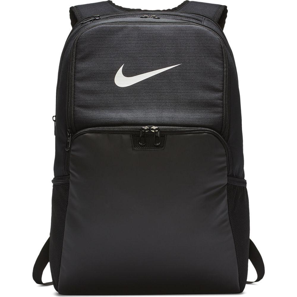 NIKE (ナイキ) スポーツアクセサリー バッグパック ナイキ ブラジリア バックパック XL MISC ブラック/ブラック/(ホワイト) BA5959-010