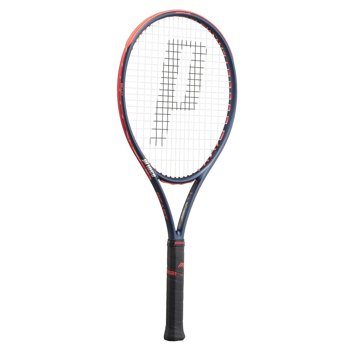 ● 【送料無料】 PRINCE (プリンス) 【フレームのみ】テニス フレームラケット 7TJ091 BEAST O3 104 20 NVY/BEASTRED 7TJ091