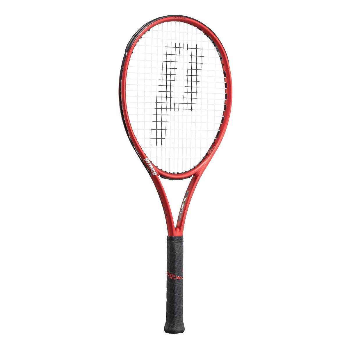 ● 【送料無料】 PRINCE (プリンス) 【フレームのみ】テニス フレームラケット 7TJ096 B O3 100(300) 20 BEASTRED 7TJ096