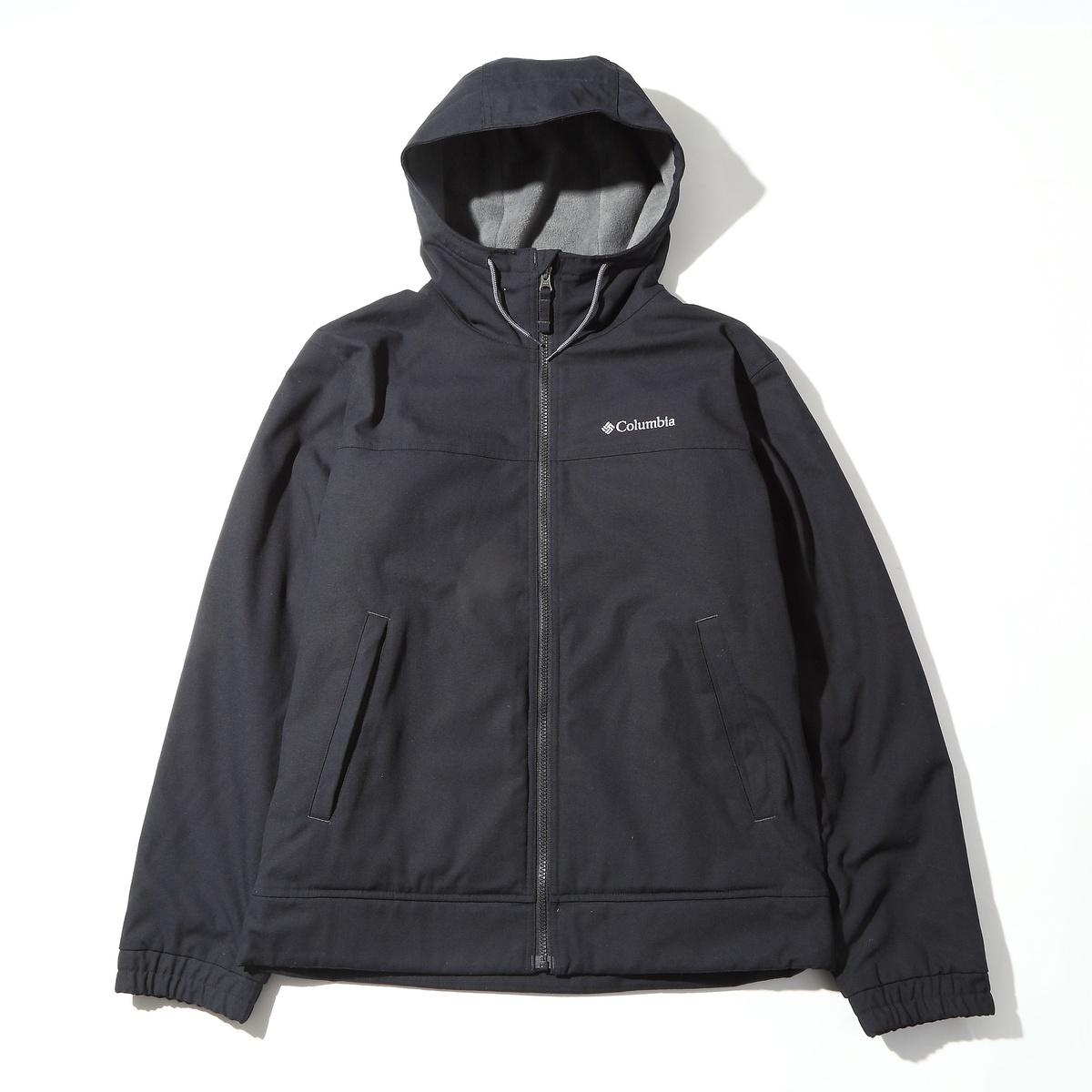 【送料無料】 Columbia (コロンビア) トレッキング アウトドア 厚手ジャケット サンポイントジャケット メンズ BLACK PM3783-010
