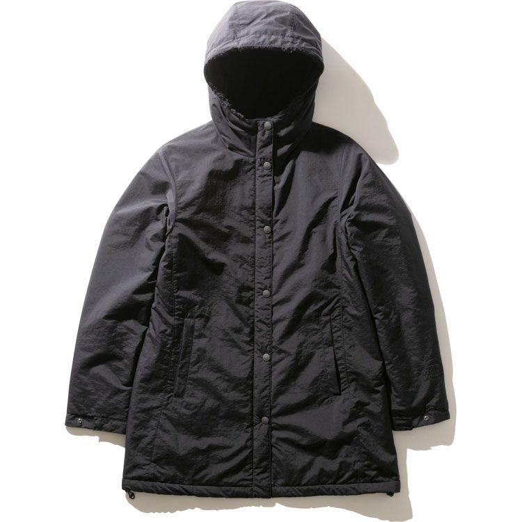 【人気沸騰】 THE NORTH FACE (ノースフェイス) Compact Nomad Coat (コンパクトノマドコート) トレッキング アウトドア 薄手ジャケット レディース K NPW71935 K, セレクトプラス d20512a0