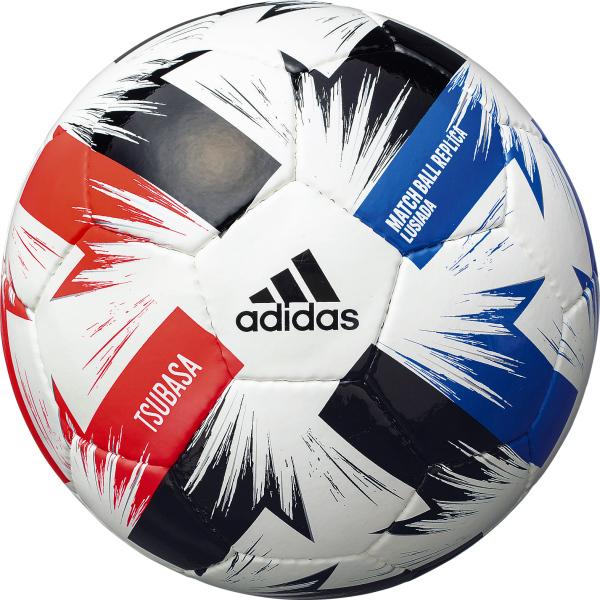 adidas (アディダス) サッカー ボール ツバサ ルシアーダ5号球 5号球 ホワイト AF512LU