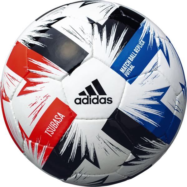 アディダス フットサルボール ツバサ フットサル4号球 通信販売 adidas ホワイト FUT4 AFF410 フットサル4号球 在庫一掃売り切りセール