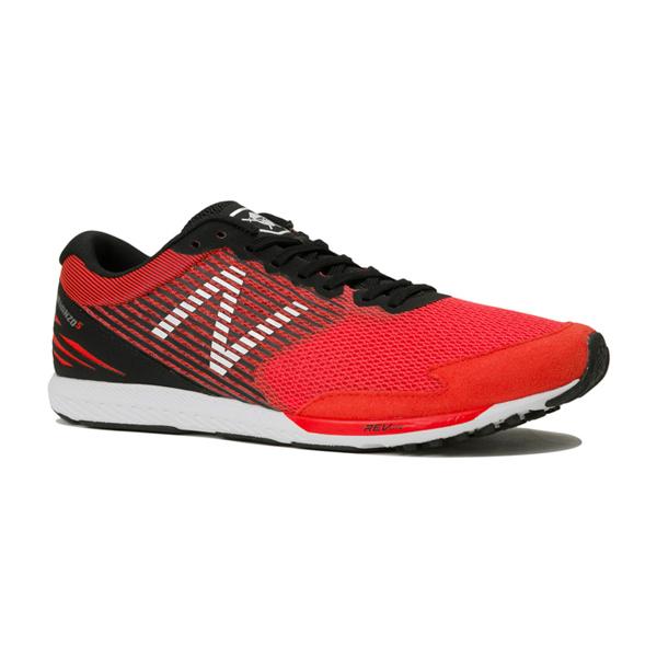 【送料無料】 New Balance (ニューバランス) ランニング メンズシリアスランナーシューズ MHANZST2 2E RED/BLACK MHANZST2 2E