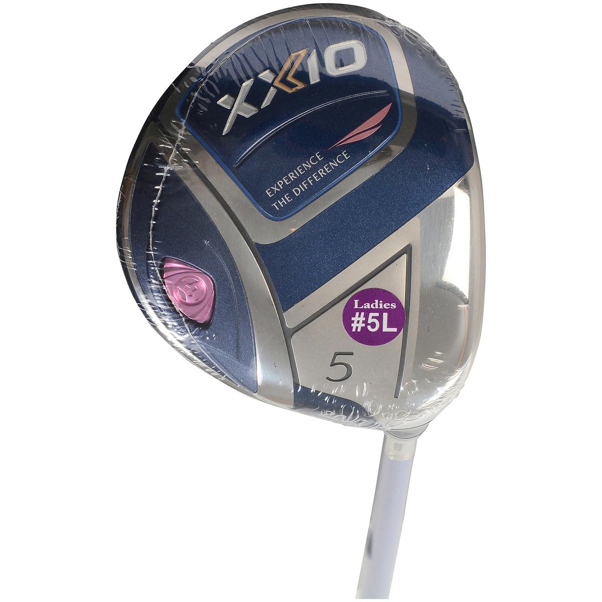【送料無料】 XXIO (ゼクシオ) ゴルフ レディースウッド XXIO11 レディース ブル-FW#5L メンズ XX11LBLFW 5 L