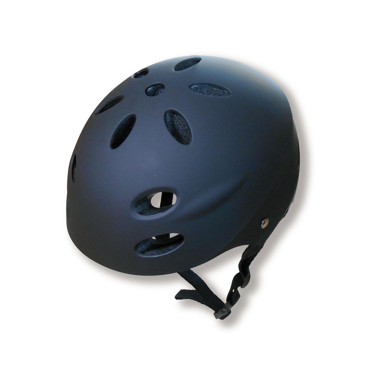 ホイール エクストリーム スケート ホイールアクセサリー ジュニアヘルメット ジュニア ブラック 17898