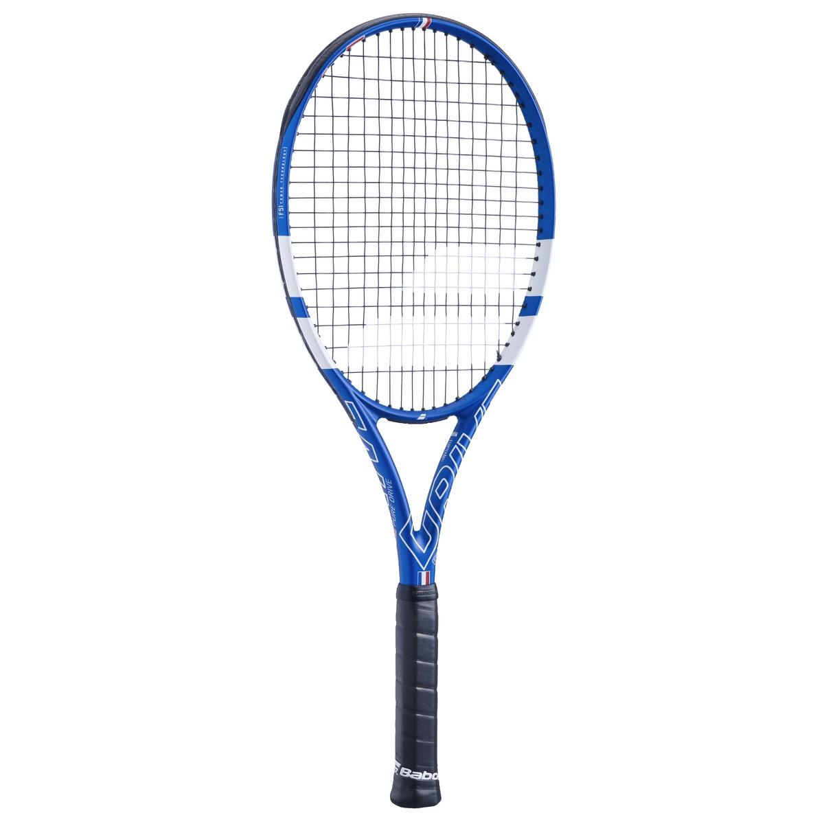 ● 【送料無料】 Babolat (バボラ) 【フレームのみ】テニス フレームラケット 19 PURE DRIVE FR G2 BLU/WHT BF101415