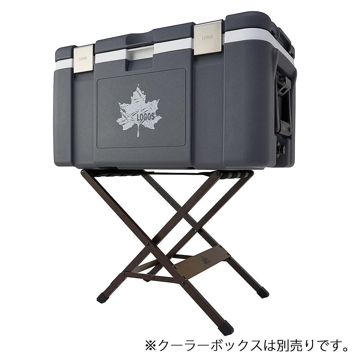 ロゴス キャンプ用品 出荷 クーラーボックス 保冷剤 フラットクーラースタンド LOGOS 贈物 73188012 その他