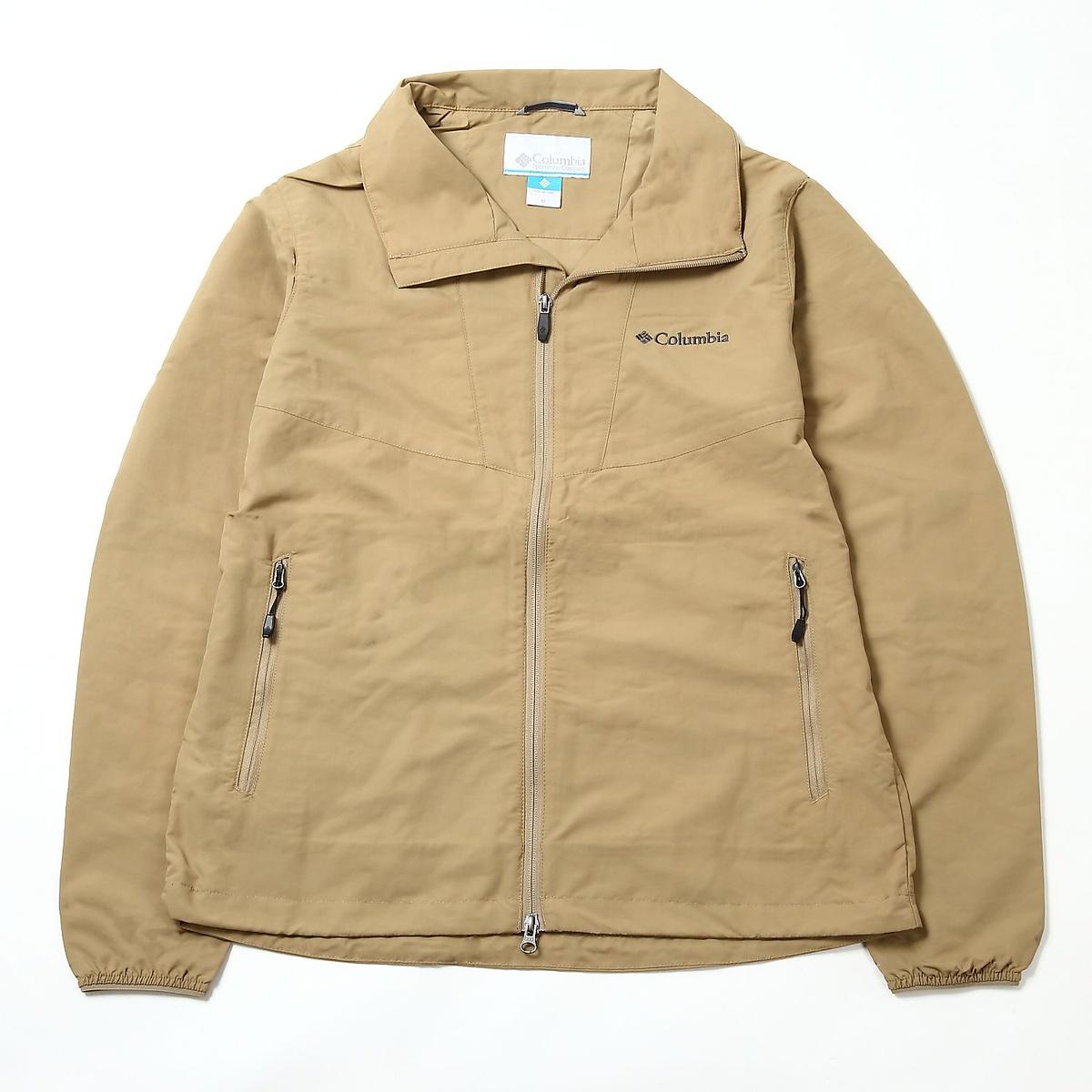 【送料無料】 Columbia (コロンビア) トレッキング アウトドア 薄手ジャケット ウィルスアイルジャケット メンズ CROUTON PM3789-243
