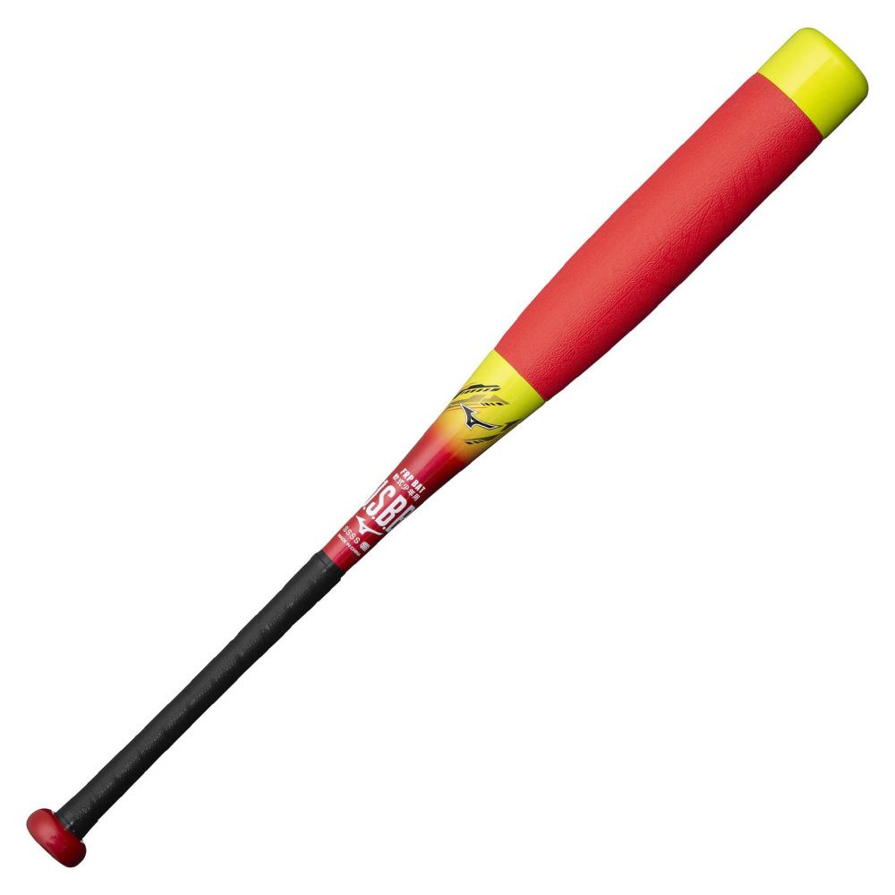 ミズノ 野球 軟式バット 金属 少年野球 少年軟式用FRP製 新生活 ビヨンドマックスEV 期間限定お試し価格 II MIZUNO ライム×レッド 1CJBY15776 ボーイズ ビヨンドマックスEV 少年軟式用FRP製 4062