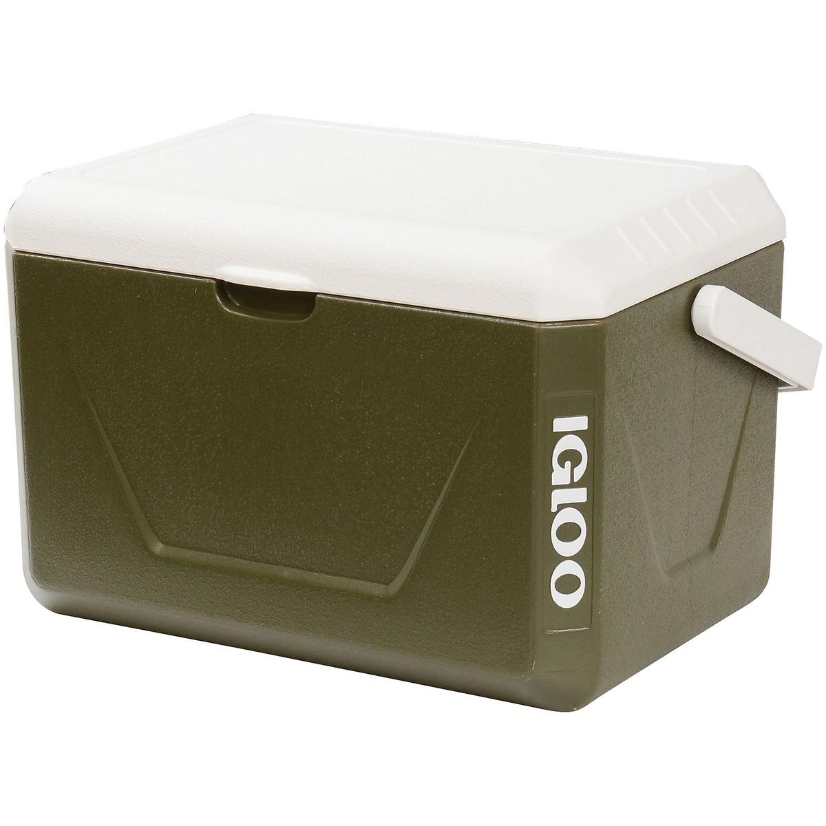 イグルー キャンプ用品 クーラーボックス ハードクーラー 小型 中型 10L~30L リットル 11L 132807 TANK 激安超特価 NESTING IGLOO アウトレット GREEN COOLER