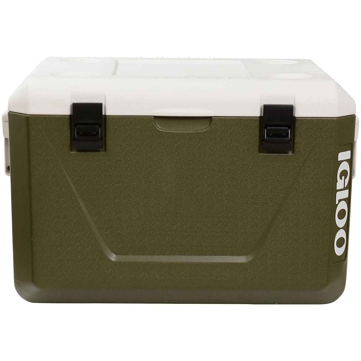イグルー キャンプ用品 クーラーボックス ハードクーラー 中型 大型 30L以上 日本メーカー新品 リットル COOLER 55L 35%OFF NESTING TANK 150506 GREEN IGLOO TANKGREEN