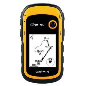 【ガーミン】【GARMIN】 GPSスタンダードモデル eTrex10J