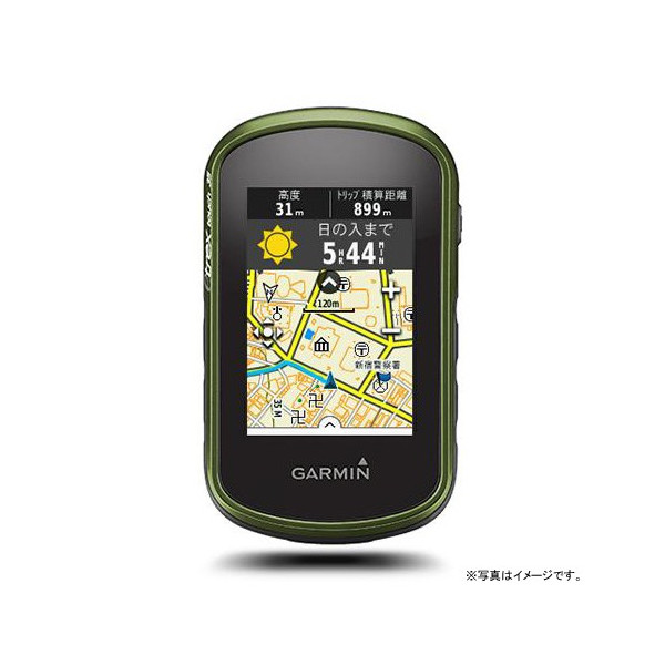 GARMIN (ガーミン) 010-01325-19C eTrex Touch35J Handy GPS 日本詳細地形地図2500/25000標準搭載