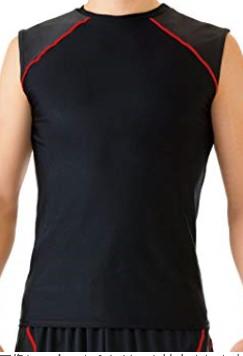 **【SASAKI/ササキ】【SF3501】体操・新体操メンズ 練習用シャツ シンプル