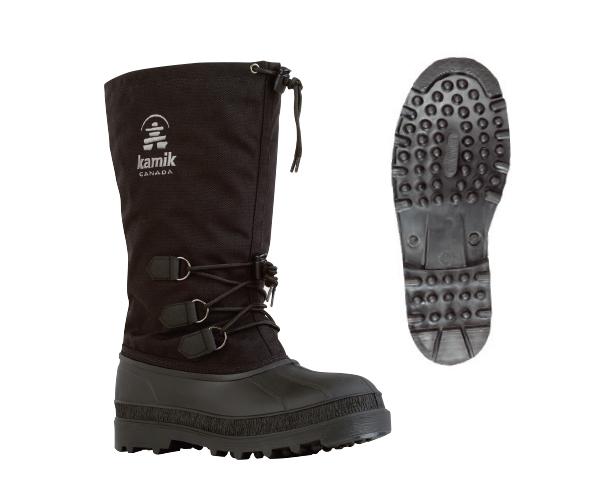 【Kamik】【カミック】【1600229】【カナック】メンズ 紳士 冬靴 ロングブーツ 防寒 防水