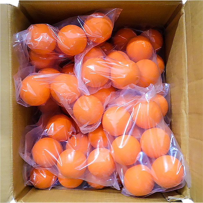 【送料無料】ラクロスボール 10ダース(120個)売り 3カラー展開【NOCSAE公認:刻印入り】