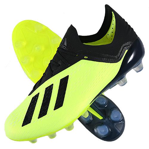 adidas アディダス サッカー スパイク エックス 18.1 ジャパン HG/AG サッカースパイク アディダス