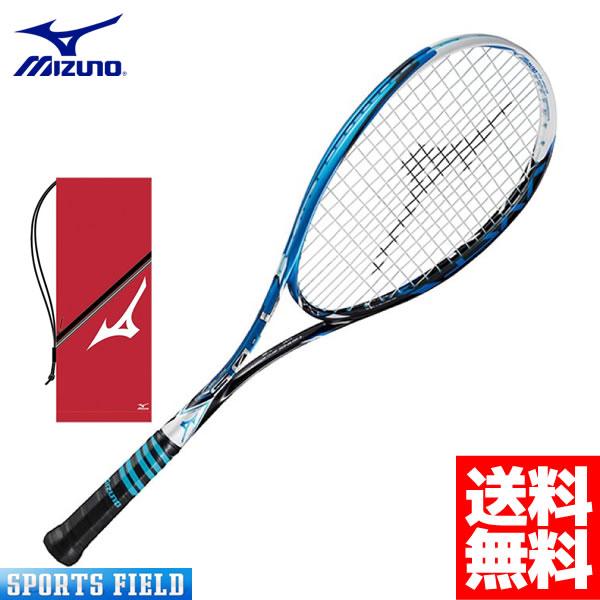 ソフトテニス ラケット ミズノ MIZUNO ソフトテニスラケット ジストTゼロ5 XystT-05 (63JTN52227) (軟式テニス 軟式テニスラケット 送料無料 ソフトテニス ラケット ガット代 張り代 無料) 2018SS