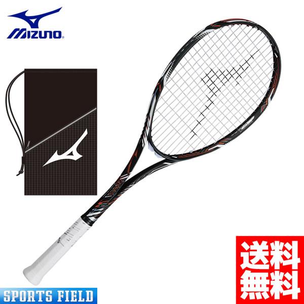 ソフトテニス ラケット ミズノ ディオスプロアール(63JTN861)DIOS PRO-R 後衛モデル ガット代・張り代・送料無料 最新モデル (MIZUNO) ミズノ ソフトテニス ラケット 後衛 ミズノ テニスラケット軟式 軟式テニスラケット ミズノ