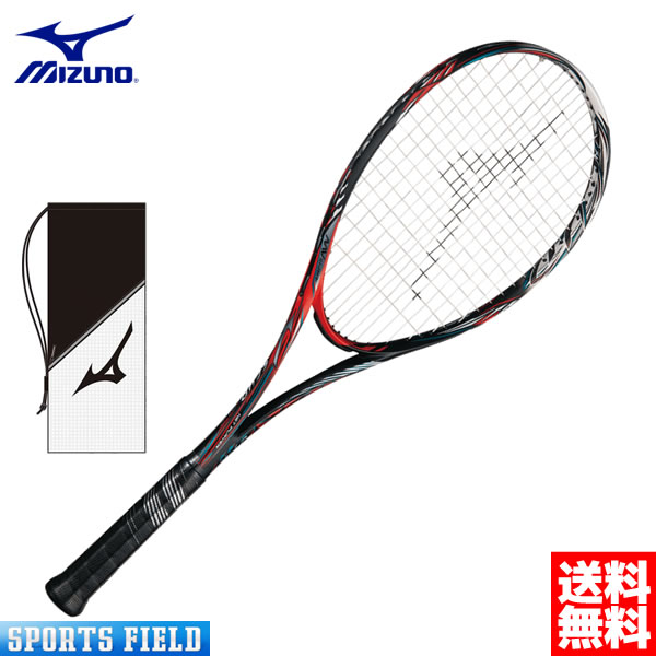 ミズノ ソフトテニスラケット スカッド01アール(63JTN95362)MIZUNO SCUD 01-R 前衛モデル ガット代・張り代・送料無料 最新モデル (MIZUNO) ソフトテニス ラケット 前衛 ミズノ テニスラケット軟式 軟式テニスラケット ミズノ
