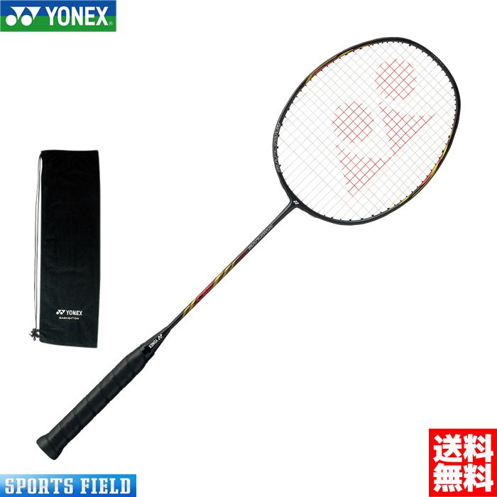 【送料無料】2019NEW バドミントン ラケット ヨネックス YONEX バドミントンラケット ナノフレア800 NANOFLARE800 (NF-800) NF800(羽毛球拍 バトミントン ラケット ヨネックス バドミントンラケット ナノフレア ガット代 張り上げ代無料 badminton racket)