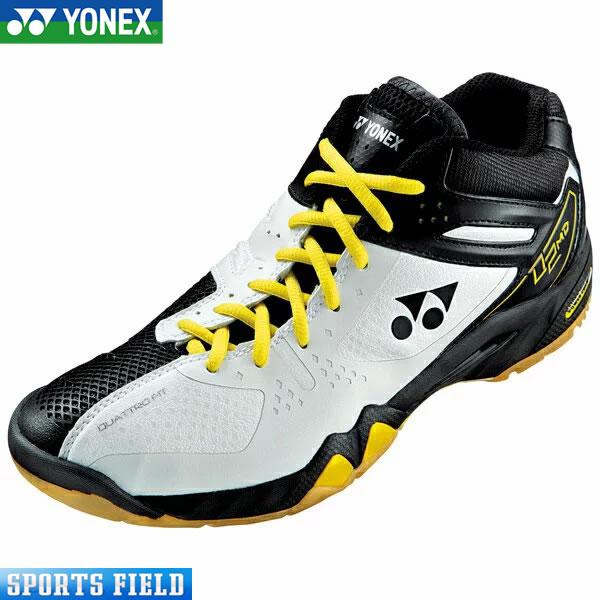 YONEX ヨネックス バドミントンシューズ パワークッション02ミッド POWER CUSHION 02 MID (SHB02MD)【専門店/モミジヤスポーツ】(バドミントン シューズ yonex 体育館シューズ 靴 バドミントンシューズ ヨネックス 室内シューズ badminton shoes)