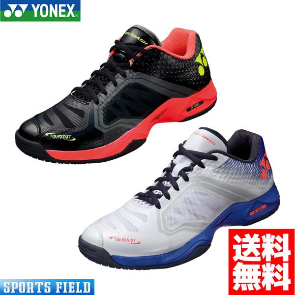 テニスシューズ ヨネックス YONEX テニス シューズ パワークッションエアラスダッシュ GC POWER CUSHION EARUSDASH GC(SHTADGC)クレー・砂入り人工芝用 (ヨネックス テニス 軟式テニス ソフトテニス シューズ ヨネックス ソフトテニスシューズ 靴)