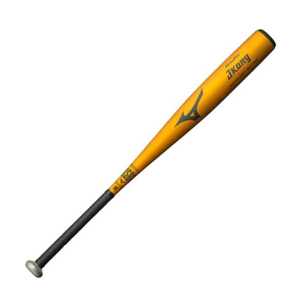 MIZUNO/GlobalElite(ミズノ/グローバルエリート) 少年軟式野球バット JKONG(Jコング) 金属製 80cm/580g 1CJMY13180