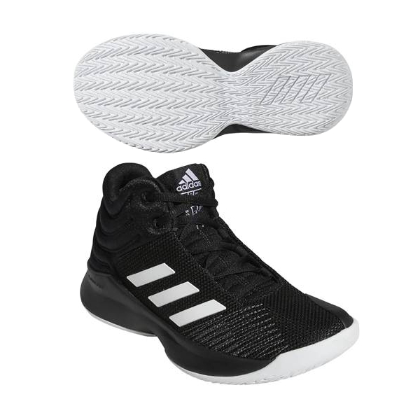 new arrival 96969 29040 adidas (Adidas) kids basketball shoes Pro Spark 2018 AH2644