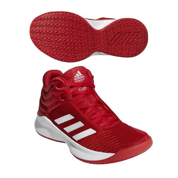 differently 3a09f 8a21f adidas (Adidas) kids basketball shoes Pro Spark 2018 AP9911