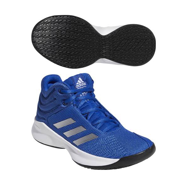 competitive price 753ca cb13c adidas (Adidas) kids basketball shoes Pro Spark 2018 BB9143
