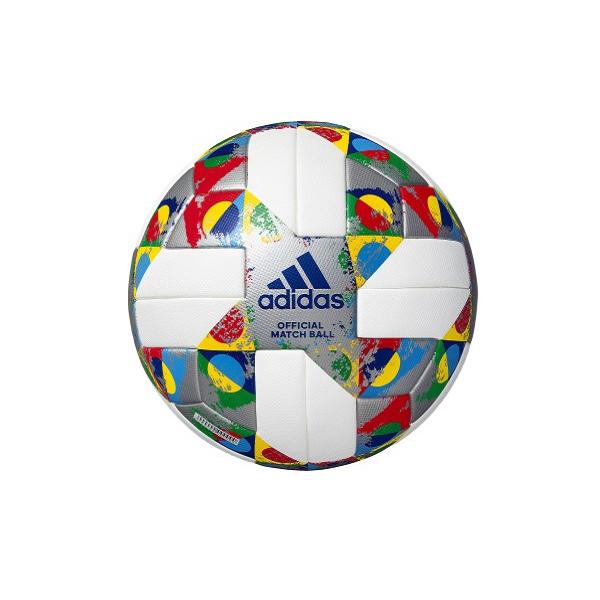adidas(アディダス) 2019NEW サッカーボール5号検定球 UEFA ネーションズリーグ AF5540NL_