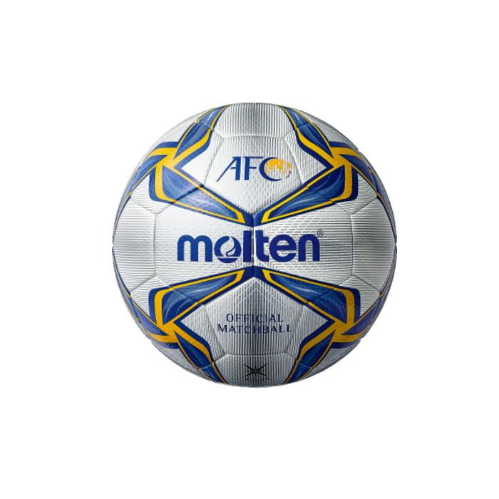molten(モルテン) 2019NEW サッカーボール5号球 国際公認球 AFC試合球 F5V5003-A