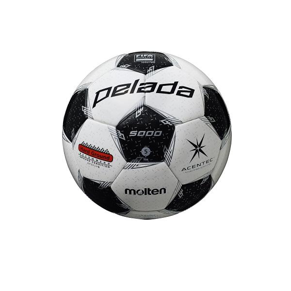 molten(モルテン) 2019NEW サッカーボール5号検定球 ペレーダ5000土用 F5L5001