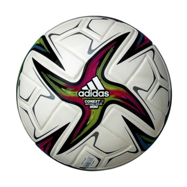 お取り寄せ対応 adidas 市販 アディダス 2021NEW サッカーマスコットボール ミニ AFMS130 1号球 コネクト21 スーパーセール期間限定