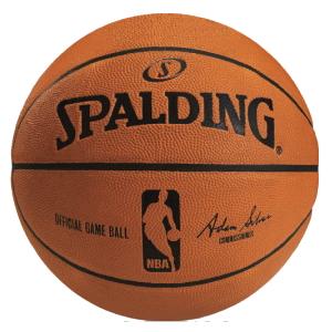 SPALDING(スポルディング) バスケットボール7号球 オフィシャルNBAゲームボール 74-569Z