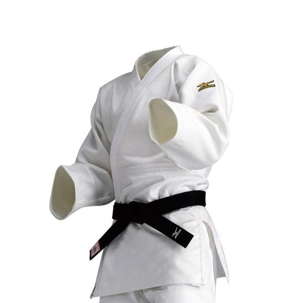 MIZUNO(ミズノ) 全柔連・IJF新規格基準モデル 柔道衣(優勝/上衣)Y体・B体 22JM5A1801