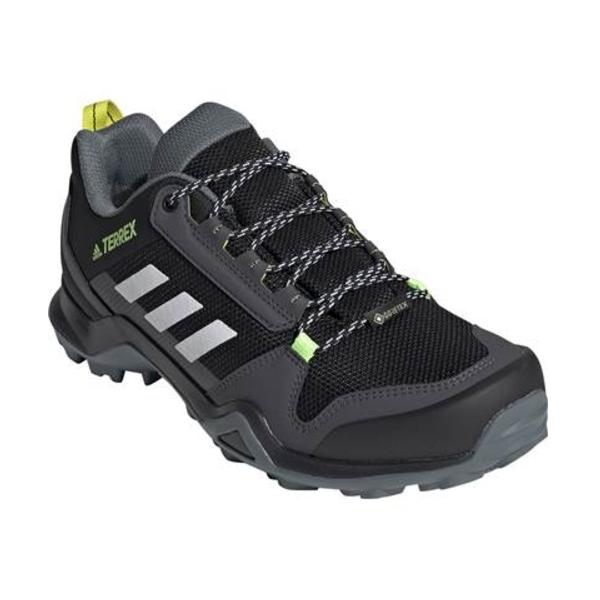 最新の激安 adidas(アディダス) メンズ トレイルシューズ TERREX AX3 GORE-TEX(テレックスAX3 ゴアテックス) FX4566, テシオチョウ 0abed5be