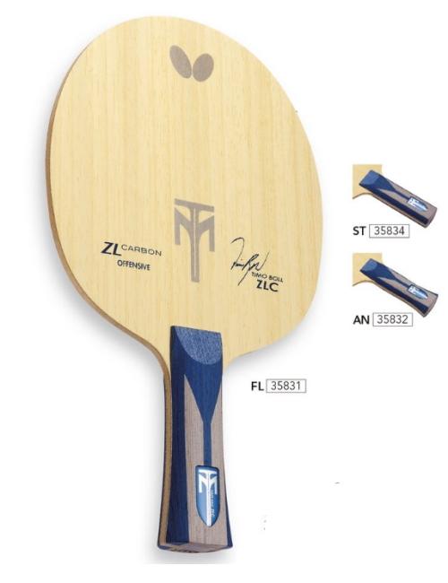 Butterfly(バタフライ) 卓球ラケット ティモボル・ZLC