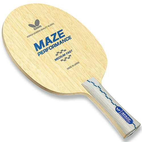 -Butterfly (butterfly) table tennis racket Mace performance 35001