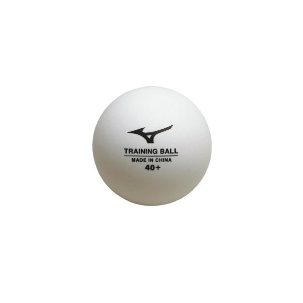 MIZUNO(ミズノ) 2019NEW 卓球 トレーニングボール(100球入) 83GBH90001