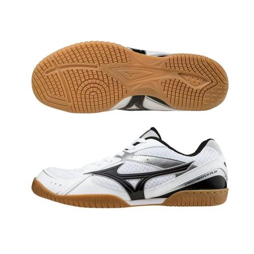美津浓(美津浓)2016NEW乒乓球鞋CROSSMATCH PLIO RX3(kurosumatchipurio RX3)81GA1630