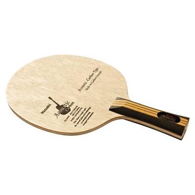 Nittaku(ニッタク) 卓球ラケット アコースティックカーボン FL(フレア) NC-0385