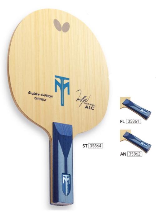 Butterfly(バタフライ) 卓球ラケット ティモボル・ALC