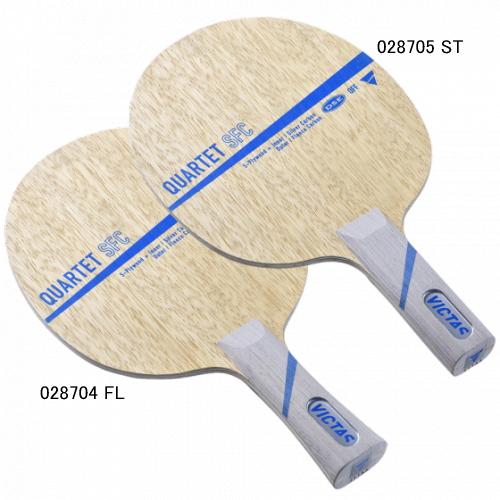 VICTAS(ビクタス) 卓球ラケット QUARTET SFC カルテットSFC