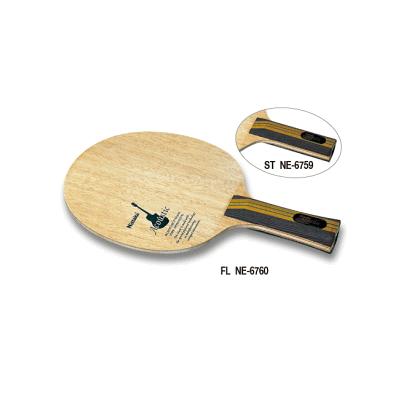 Nittaku(ニッタク) 卓球ラケット アコースティック NE-6759/NE-6760_