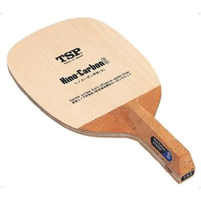TSP(VICTAS) 卓球 ペンラケット ヒノカーボン S(角型) 021311