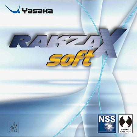 八阪 (八阪) 2015年新混合能源回軟橡膠 RAKZA X 軟體 (亞參叻沙 X) B-83。